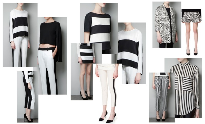 For a Career Girl, with a Career Girl Budget, choose Zara, perfect day to night pieces!