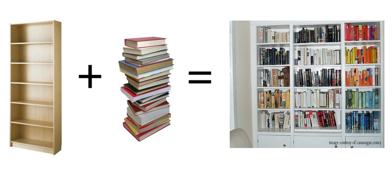 BookShelfMath