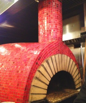 Every Tuesday night the chef picks different cuts of meats (i.e. suckling pig, duck leg confit, rabbit) and cooks them in this wood-fired brick oven.