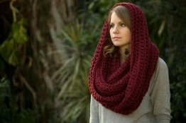 Another perfect chunky scarf